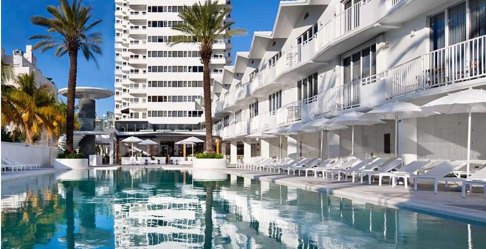 Wyndham Shelborne South Beach Miami Beach Florida